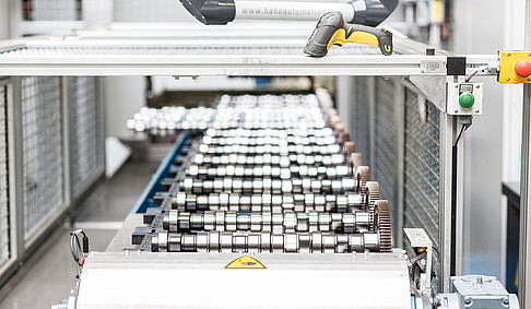 (Camshaft-) Production in Cologne